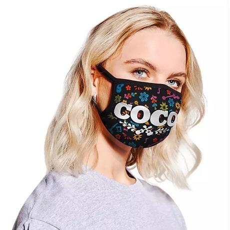 Cloth Face Masks 4-Pack – Pixar ピクサー 家庭用布マスク  4枚セット