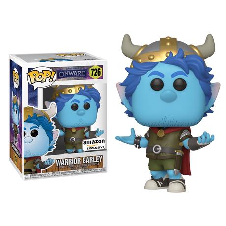 ファンコ ポップ ピクサー『2分の1の魔法』ウォリアー・バーリー    Funko POP! Disney / Pixar Onward    Warrior Barley