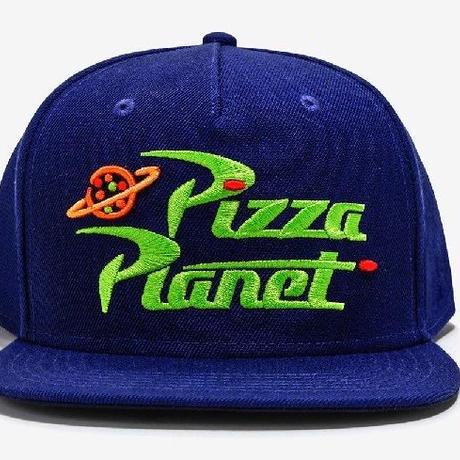トイストーリー PIZZA PLANET ピザ・プラネット ベースボールキャップ