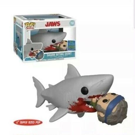 2019 コミコン限定 ファンコ  ポップ  映画『ジョーズ』ジョーズ イーティング クイント Funko POP! Jaws Eating Quint