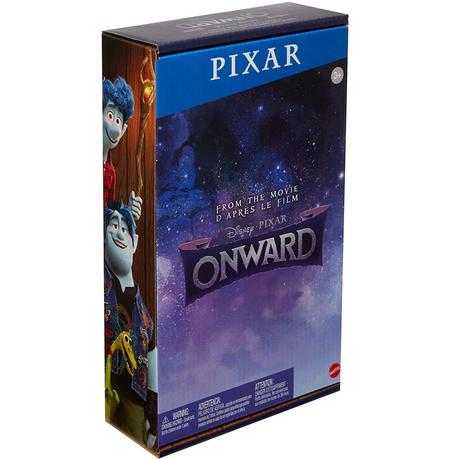 ピクサー『2分の1の魔法』 マテル社 アクションフィギュア3体セット     Disney / Pixar Onward  Action Figure set of 3