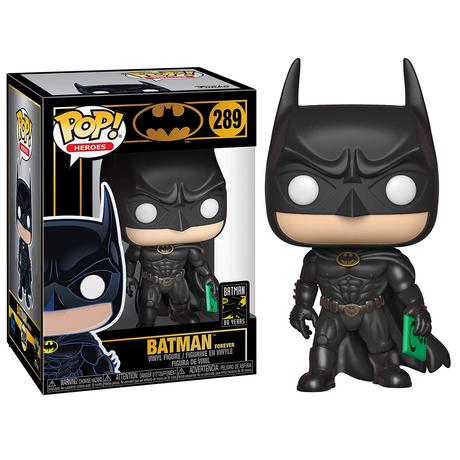 バットマン80周年記念 ファンコ  ポップ 「 バットマン フォーエヴァー」  (1995)  Funko POP!  Batman Forever(1995)