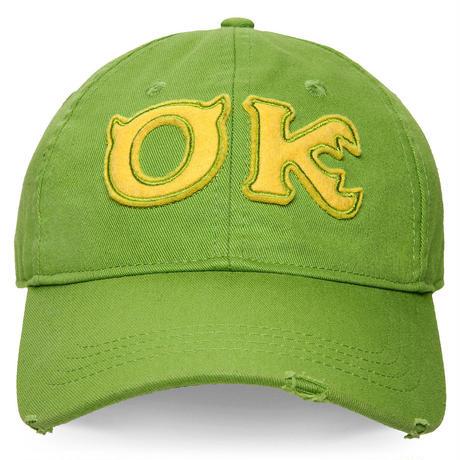モンスターズ・ユニバーシティ モンスター大学 ''Oozma Kappa''  ベースボールキャップ