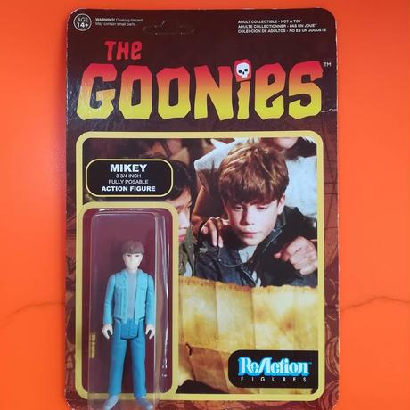 ファンコ  リ・アクション 「グーニーズ」マイキー Funko Re-Action The Goonies  Mikey