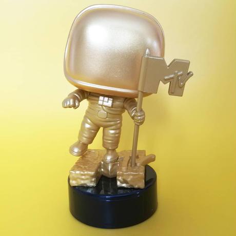 ファンコ ポップ  MTV ムーン・パーソン【ゴールド】 FUNKO  POP!   MTV Moon Person  (GOLD)