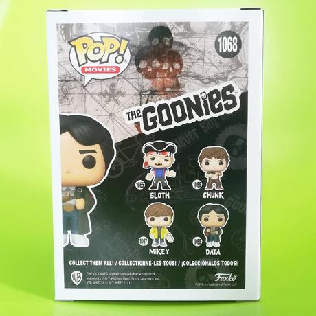 ファンコ ポップ 『グーニーズ』データ Funko POP Movies: The Goonies- Data