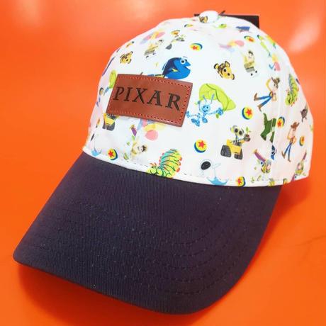 ピクサー キャラクター  ダッド・キャップ  Disney Pixar Characters Dad Cap