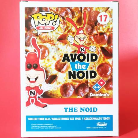ファンコ ポップ ドミノ・ピザ    FUNKO POP!  Domino's The Noid