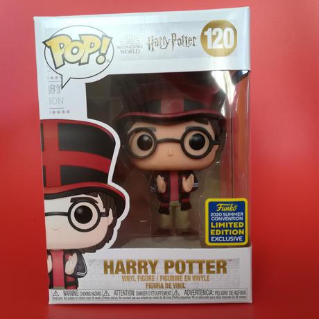 2020 コミコン限定 ファンコ ポップ 『ハリーポッター』ハリーat ワールドカップ FUNKO POP! Harry Potter: Harry at World Cup