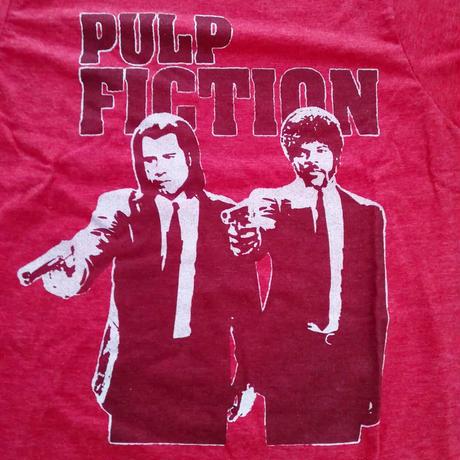 『パルプフィクション』 Tシャツ   Pulp Fiction Men's T-Shirt