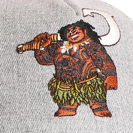 モアナと伝説の海  マウイのキッズ用キャップ