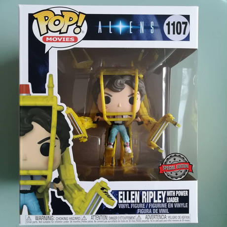 ファンコ ポップ  エイリアン2 35周年 リプリー w/パワーローダー FUNKO POP! Aliens  35th Anniversary  Ellen Ripley