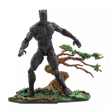 マーベルセレクト 7インチフィギュア シリーズ  ブラック・パンサー  Marvel Select  Black Panther  Collector Edition Action Figure