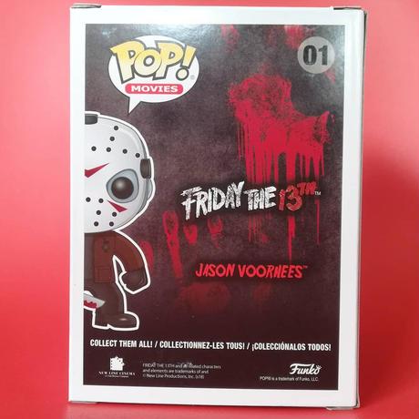 ファンコ ポップ『13日の金曜日』 ジェイソン・ボーヒーズ FUNKO POP! FRIDAY THE 13TH - Jason Voorhees