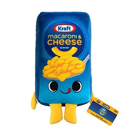 ファンコ プラッシュ クラフト マカロニ&チーズ FUNKO PLUSH:Kraft Macaroni & Cheese Box