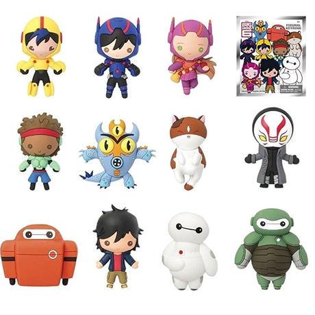 ベイマックス フィギュア キーチェーン Monogram Big Hero 6 Figural Keyring
