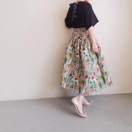ゴブランコクーンスカート
