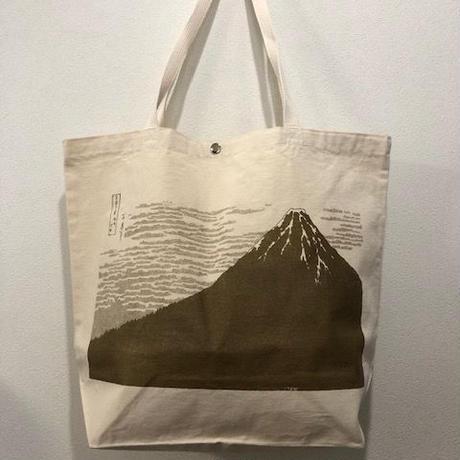 富嶽三十六景 凱風快晴 ナチュラル(白)×ゴールドpt