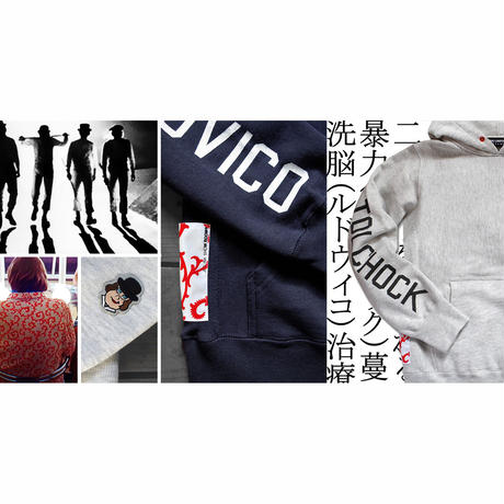 TOLCHOCK COLLEGE SWEAT SHIRTS