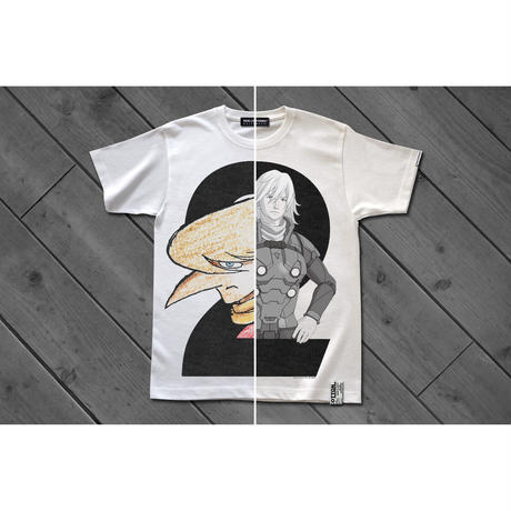 """CYBORG009 The """"TWO"""" T-SHIRTS ver.2016"""