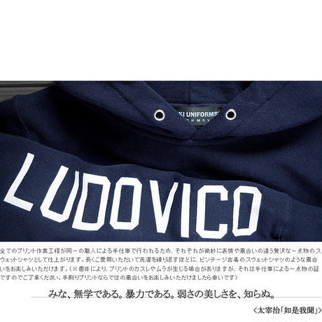 LUDOVICO COLLEGE SWEAT SHIRTS