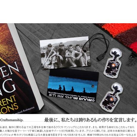 【1月31日受注終了】映画『スタンド・バイ・ミー』×JETLINK20周年 T-SHIRTS ver.Sunset