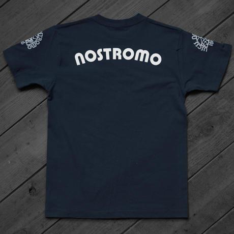 【1月31日受注終了】映画エイリアン40周年 THE NOSTROMO CREW WORK T-SHIRTS ver.Night Seeker