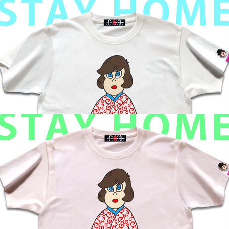 【XXLサイズを追加!】ALEXANDER S(STAY HOME) T-SHIRTS