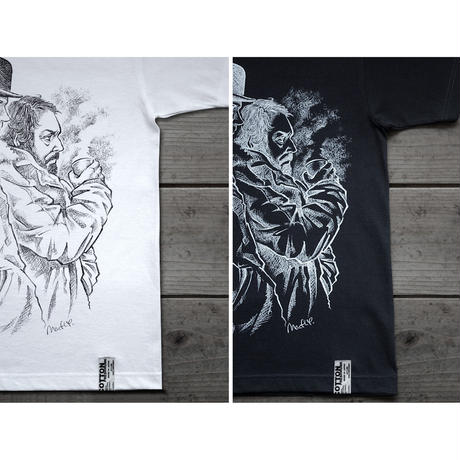 THE COLD SHOOTING T-SHIRTS chapter1