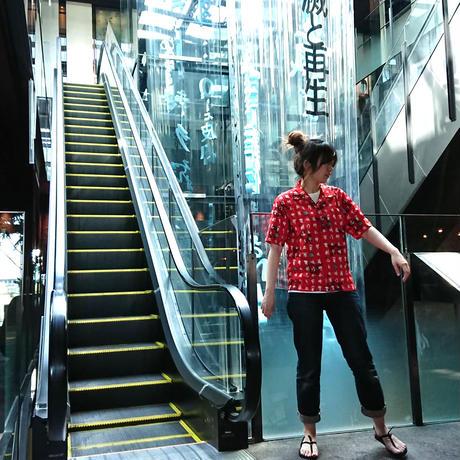【未来型アロハシャツ第二弾】KANJI FUTURE ALOHA SHIRTS