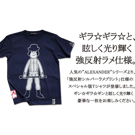 """ALEXANDER"" Stand T-SHIRTS ver.Exclusive"