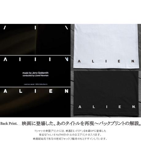 映画『エイリアン』40周年 THE PERFECT ORGANISM T-SHIRTS