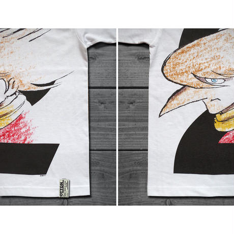 """CYBORG009 The """"TWO"""" T-SHIRTS ver.1979"""