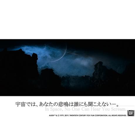 映画『エイリアン』40周年 THE NOSTROMO LV-426 HOODY