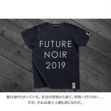 近未来SF映画の傑作『ブレードランナー』より FUTURE NOIR 2019 T-SHIRTS
