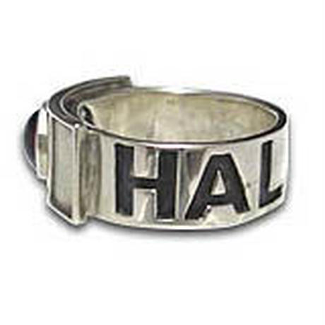 HAL9000 Silver Jewel Ring