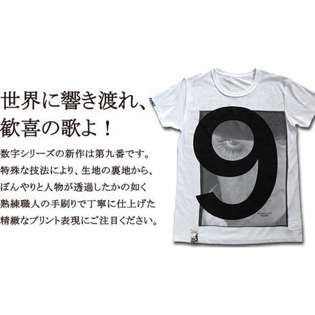 """NINE"" No.9 T-SHIRTS"