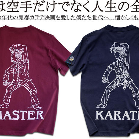 【1月31日受注終了】THE KARATE BEGINNING T-SHIRTS ver.Reverse