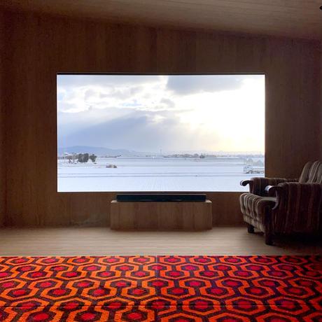 恐怖のホテルにようこそ...The Overlook Hotel Carpet(L)