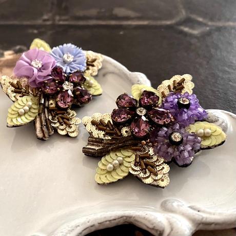 Bouquet brooch kit