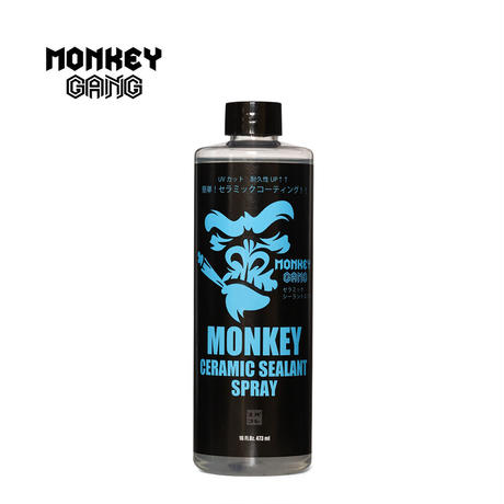 MONKEY GANG モンキーギャング セラミックスプレー 473ml