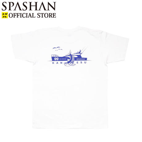 カネス商店 No.99 デザインTシャツ ホワイト M~XXL アパレル メンズ レディース