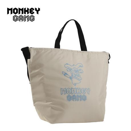 モンキーギャング monkeygang 保冷バッグ(アイボリー)