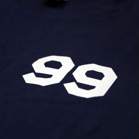カネス商店 No.99 デザインTシャツ ネイビー M~XXL アパレル メンズ レディース