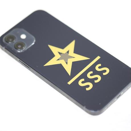 【SPASHAN】SSS☆ロゴステッカー
