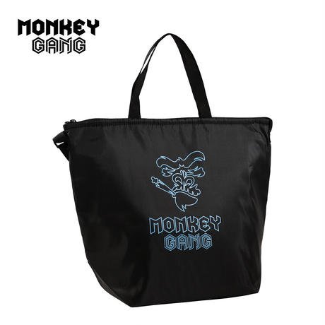 モンキーギャング monkeygang 保冷バッグ(ブラック)