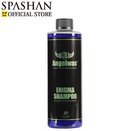 スパシャン SPASHAN ANGELWAX エンジェルワックス ENIGMA SHAMPOO 500ml