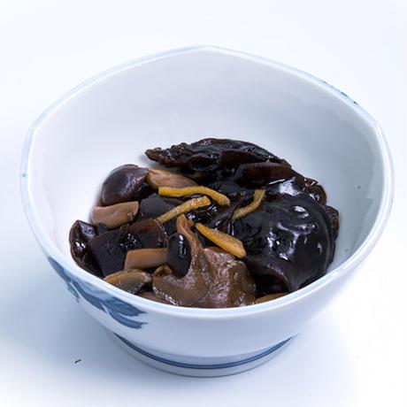 きくらげの佃煮 きのこ三昧・生姜味