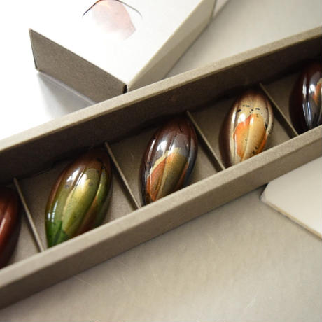 JHOICE chocolat selection 5PBox 『 saudade 』