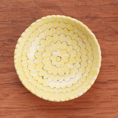 6.田中ちあき たんぽぽ豆皿